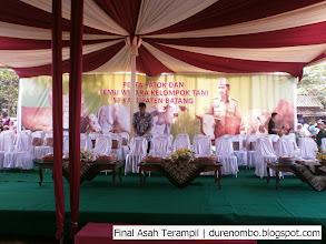 Photo: Sarasehan Bpk. Gubernur Jateng bersama Bupati-Bupati Se-Jateng - Tersono
