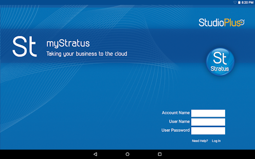 myStratus Business Management- screenshot thumbnail