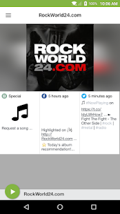 RockWorld24.com - náhled