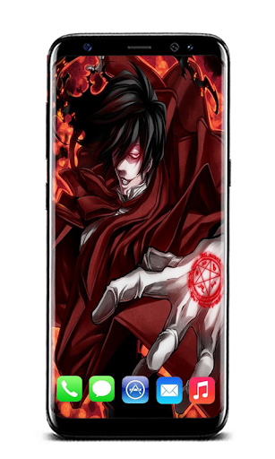 Alucard Hellsing Wallpaper Apk Download Apkpure Co