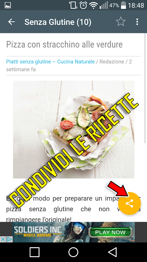 ricette di cucina gratis ? android apps on google play - Ricette Di Cucina Gratis