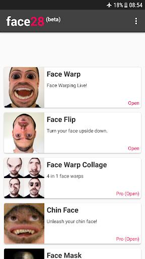 Face Changer Video screenshot 8