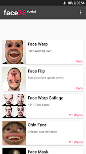 Face Changer Camera Screenshot