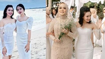 7 Potret Wika Salim Saat Kondangan, Pamer Body Goals dalam Balutan Mini Dress - Tampak Bahagia Tapi di Hati Menangis - KapanLagi.com