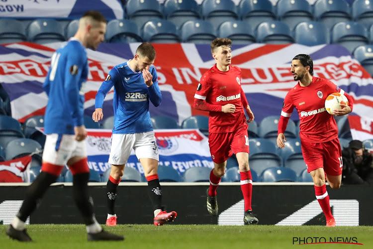 🎥 Rangers-spits toont in het duel tegen Antwerp sterk staaltje sportiviteit en krijgt zelfs lof van Romelu Lukaku