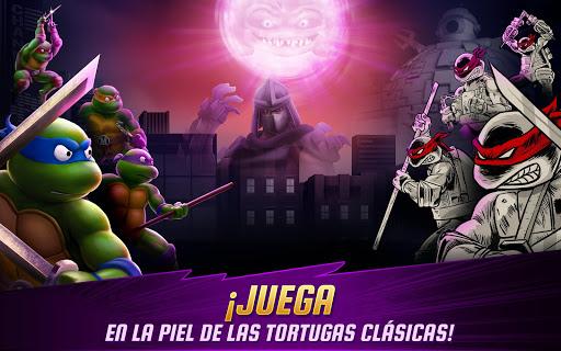 Las Tortugas Ninja: Leyendas para Android