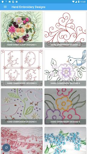 Hand Embroidery Designs 3.1 screenshots 1