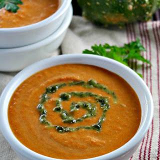 Carrot Curry Soup {Vegan}