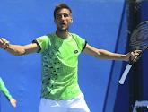 Damir Dzumhur is kwaad op de organisatie van Roland Garros