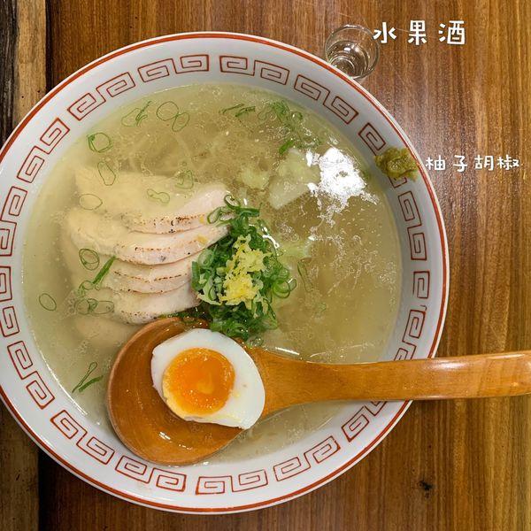 濟善老麵品溫醇的湯頭 享受在地人的溫馨感