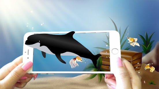 My Magical Sea World - AR Kids Learning (Unrelease - náhled