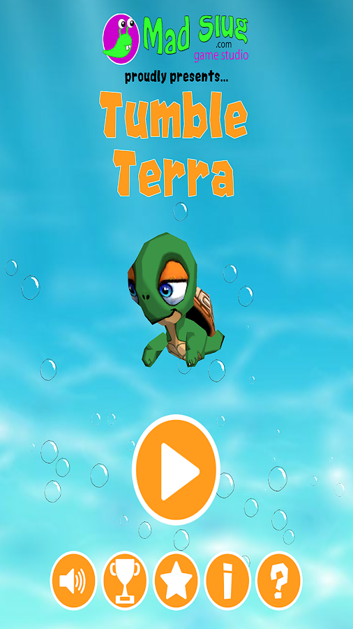 Tumble Terra- screenshot