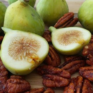 Fig Salad with Honey Lemon Dressing