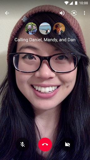 Hangouts screenshot 4