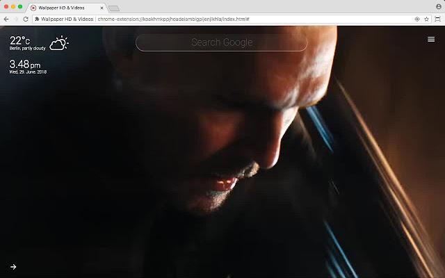 Venom Wallpaper For Google Chrome