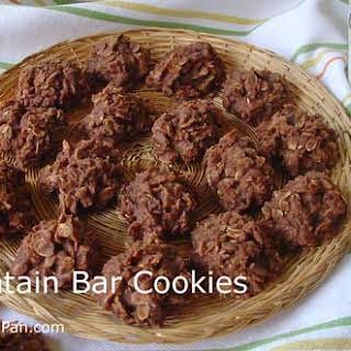 Mountain Bar Cookies.