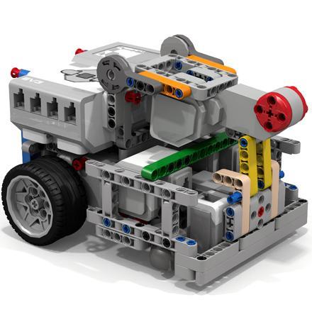 Slide-Puzzle-Lego-Technic 4