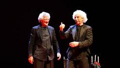 El público disfrutó de una hora y cuarenta minutos de recitales.