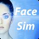 顔のシミュレーション - FaceSim