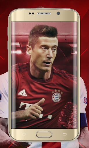 New Robert Lewandowski Wallpapers HD 2018 1.0 screenshots 6