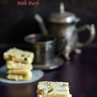 Milk Powder Barfi Recipe | How to Make Burfi With Milk Powder at Home | Quick Barfi.