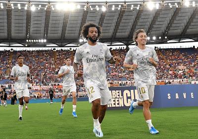'Luka Modric nog een jaartje langer bij Real Madrid'