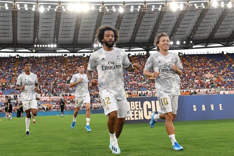 Le Real Madrid peut compter sur le retour d'un de ses cadres pour le derby