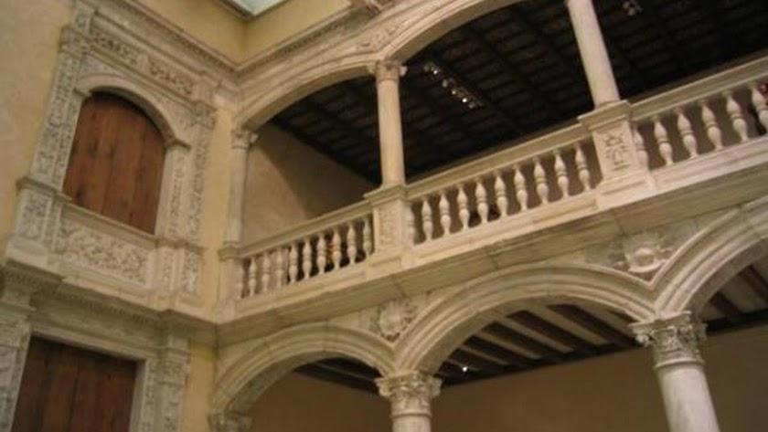 En la actualidad el Patio de Honor está en el Museo Metropolitano de Nueva York.