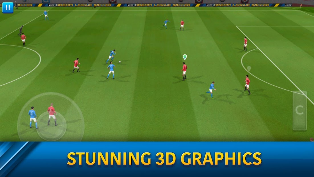 Screenshot - Dream League Soccer