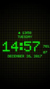 Alarm Digital Clock-7 - náhled
