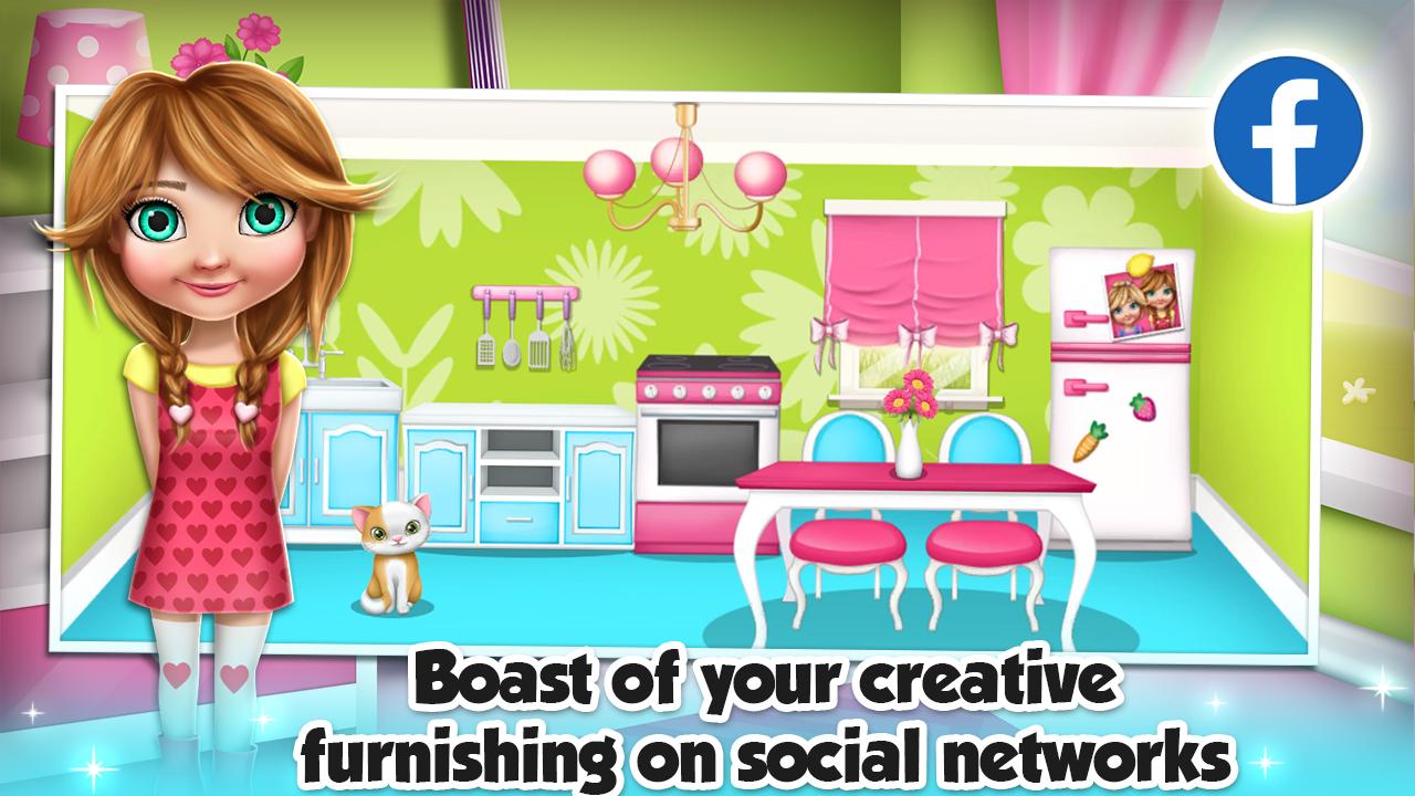 Beach House Decorating Games Screenshot