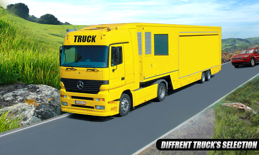 Euro Truck Simulator Driver 3D 2018 for PC