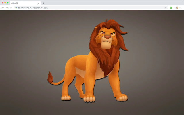 The Lion King Popular Movies HD Themes