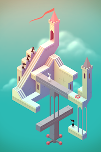 Monument Valley MOD Apk + OBB Data 2.7.12 (All Levels Unlocked) 1