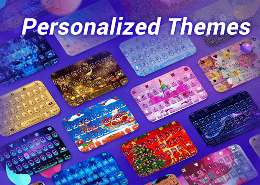 FUN Emoji Keyboard -Personal Emoji, Sticker &Theme 1.8.8 gameplay | AndroidFC 2