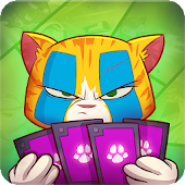 Tap Cats: Battle Arena (CCG) (Unreleased)