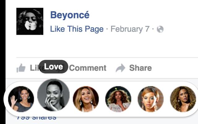 Beyoncé Reactions