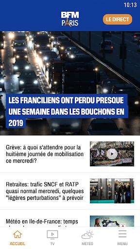 BFM Paris 2.2.0 Screenshots 1
