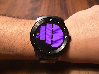 Bars Watch Face- screenshot thumbnail