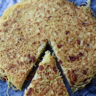 Pasta Breakfast Skillet