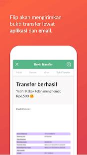 Download Full Flip: Transfer Antar Bank Tanpa Biaya Admin  APK