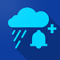 Rain Alarm Pro - All features (one-time) icon