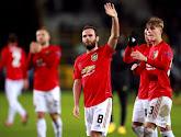 """Juan Mata : """"Bruges est une bonne équipe mais nous pouvons passer au tour suivant"""""""
