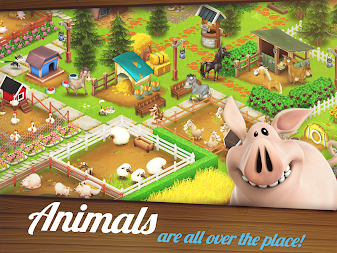 Hay Day APK screenshot thumbnail 9