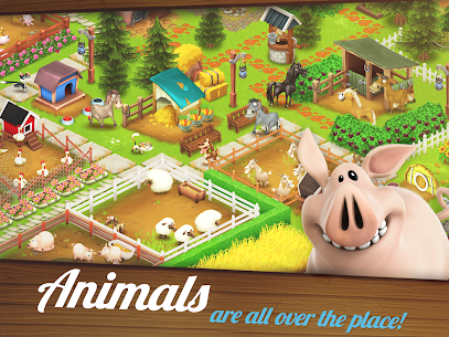 Hay Day MOD (Unlimited Coins/Gems/Seeds) 9