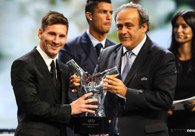 Messi s'incruste sur une photo de Cristiano !