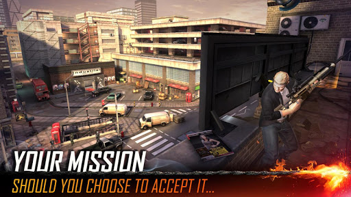 Mission Impossible RogueNation screenshot