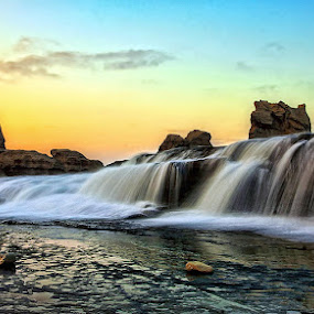 by F.N. Hendrawan - Landscapes Waterscapes