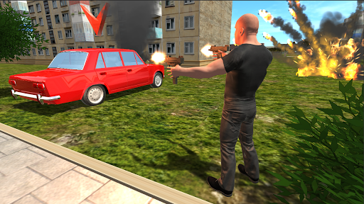 Russian Crime Real Gangster 1.04 screenshots 10