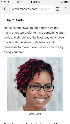 玩免費遊戲APP|下載Latest African Hairstyles app不用錢|硬是要APP